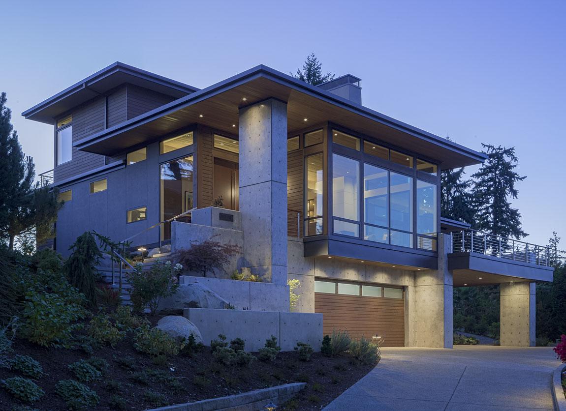 Design Guild Homes Belleview Hilltop Custom Homes Bellevue, Mercer Island,  Redmond, Kirkland,