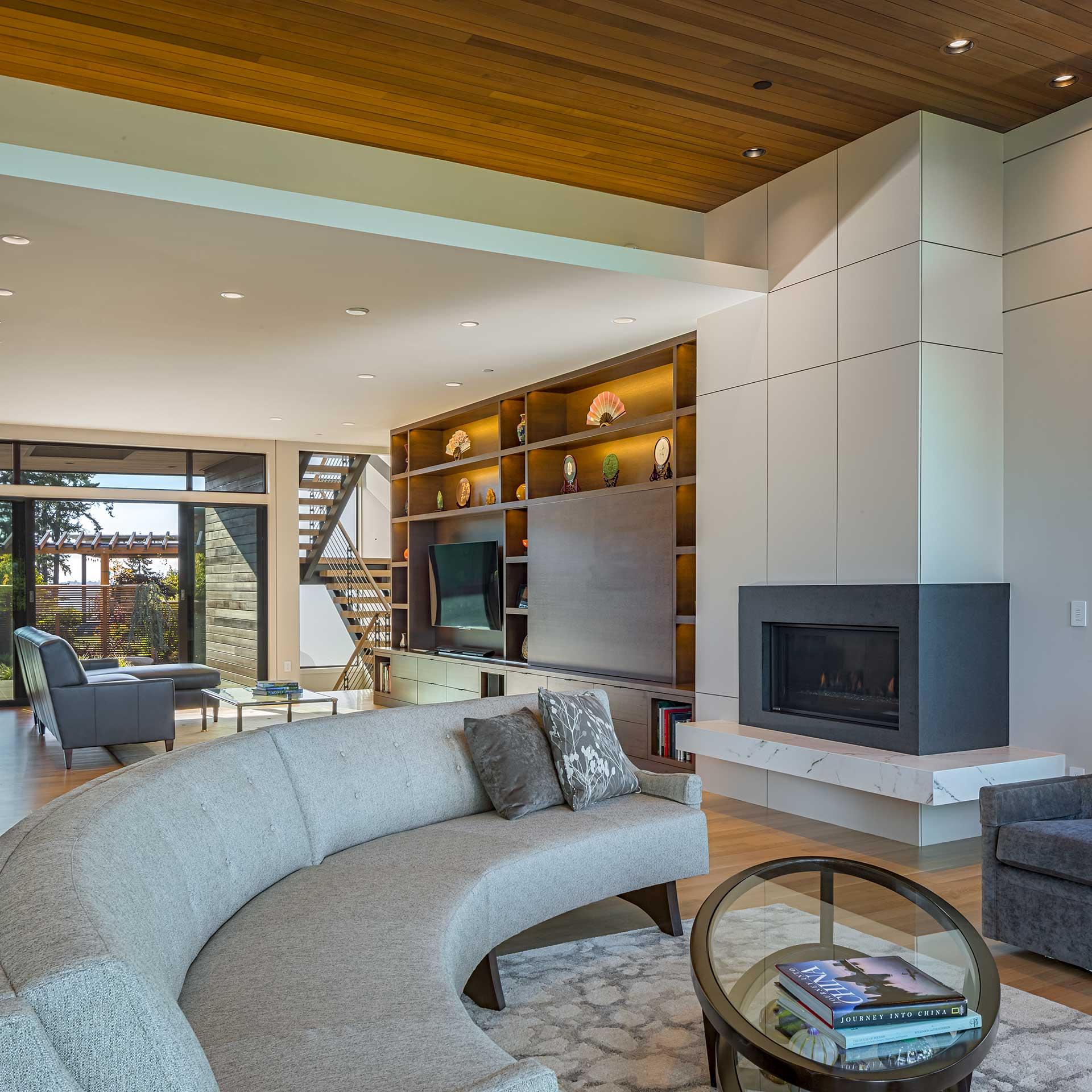 Design Guild Homes Bellevue Hilltop custom built