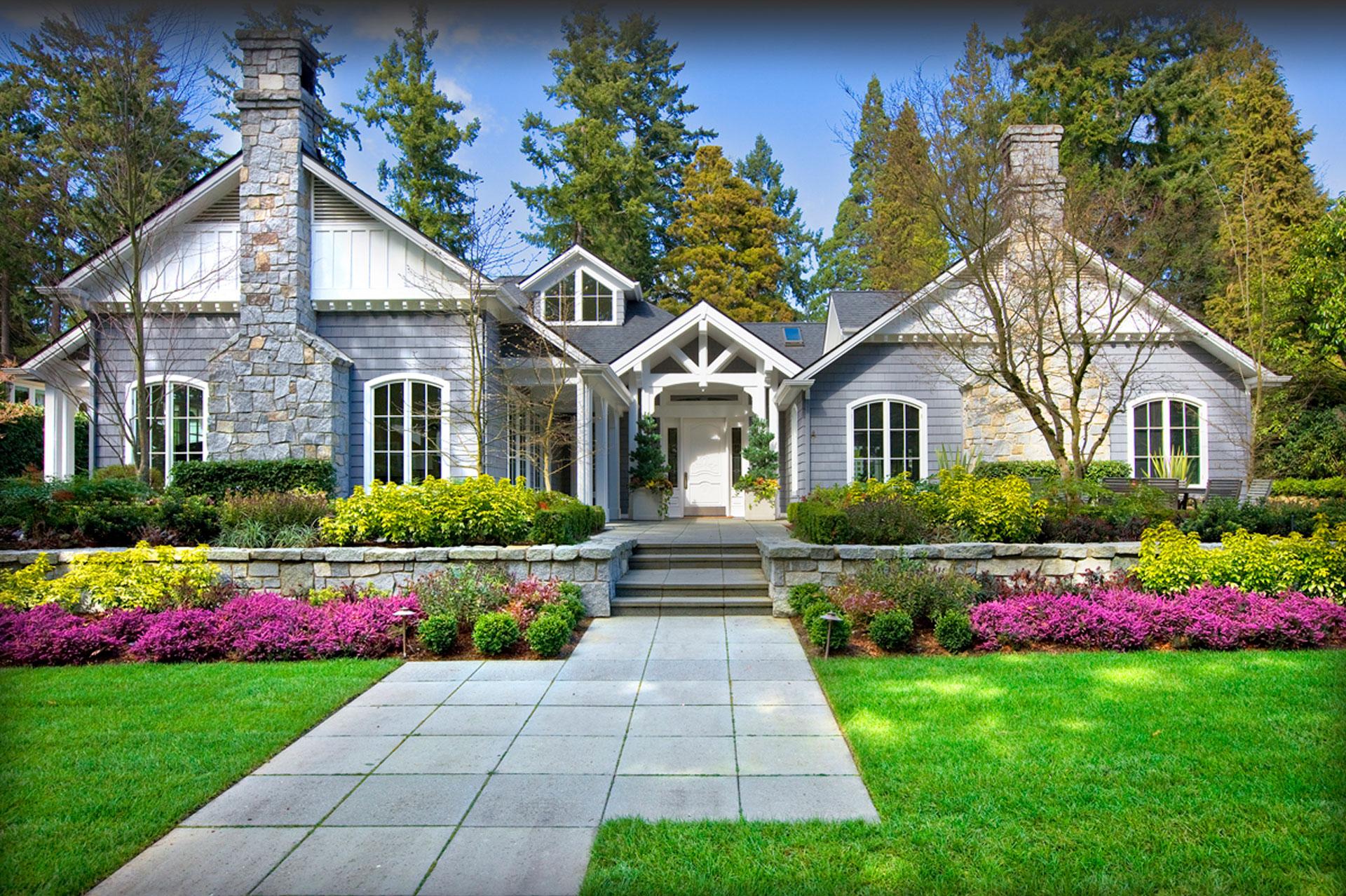 Design Guild Homes. Cape Cod inpiration custom built home.