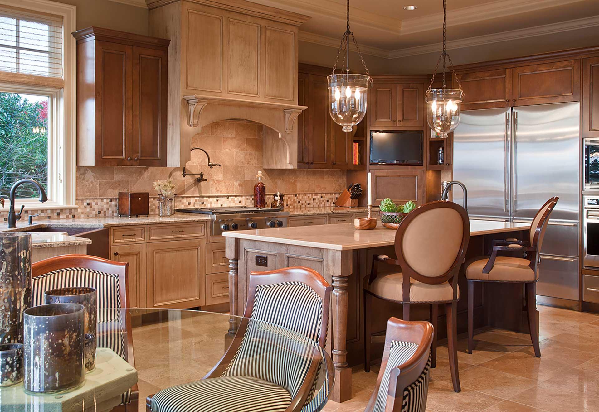 Design Guild Homes. A Medina Sophisticate Custom Built Home.