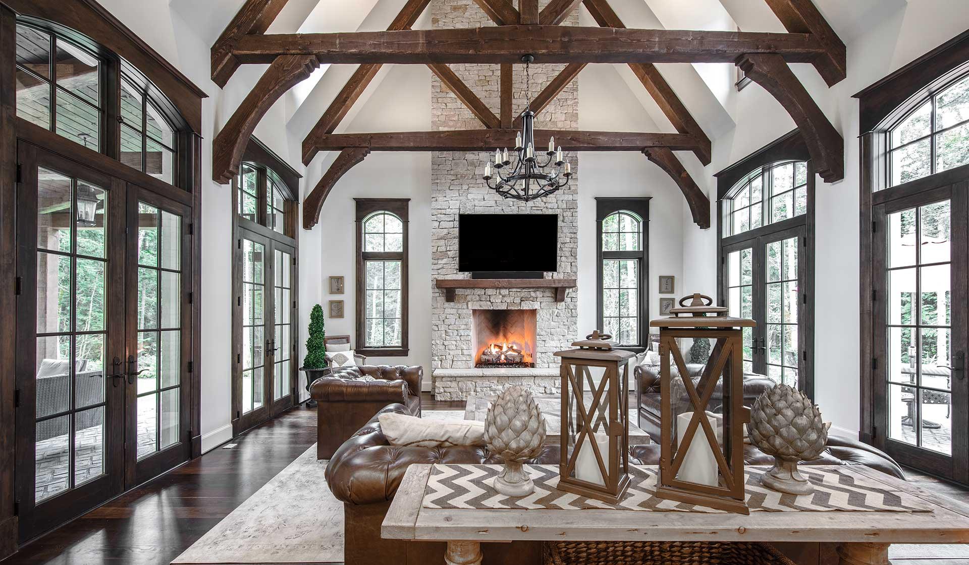 Design Guild Homes Grand Ridge Chteau custom