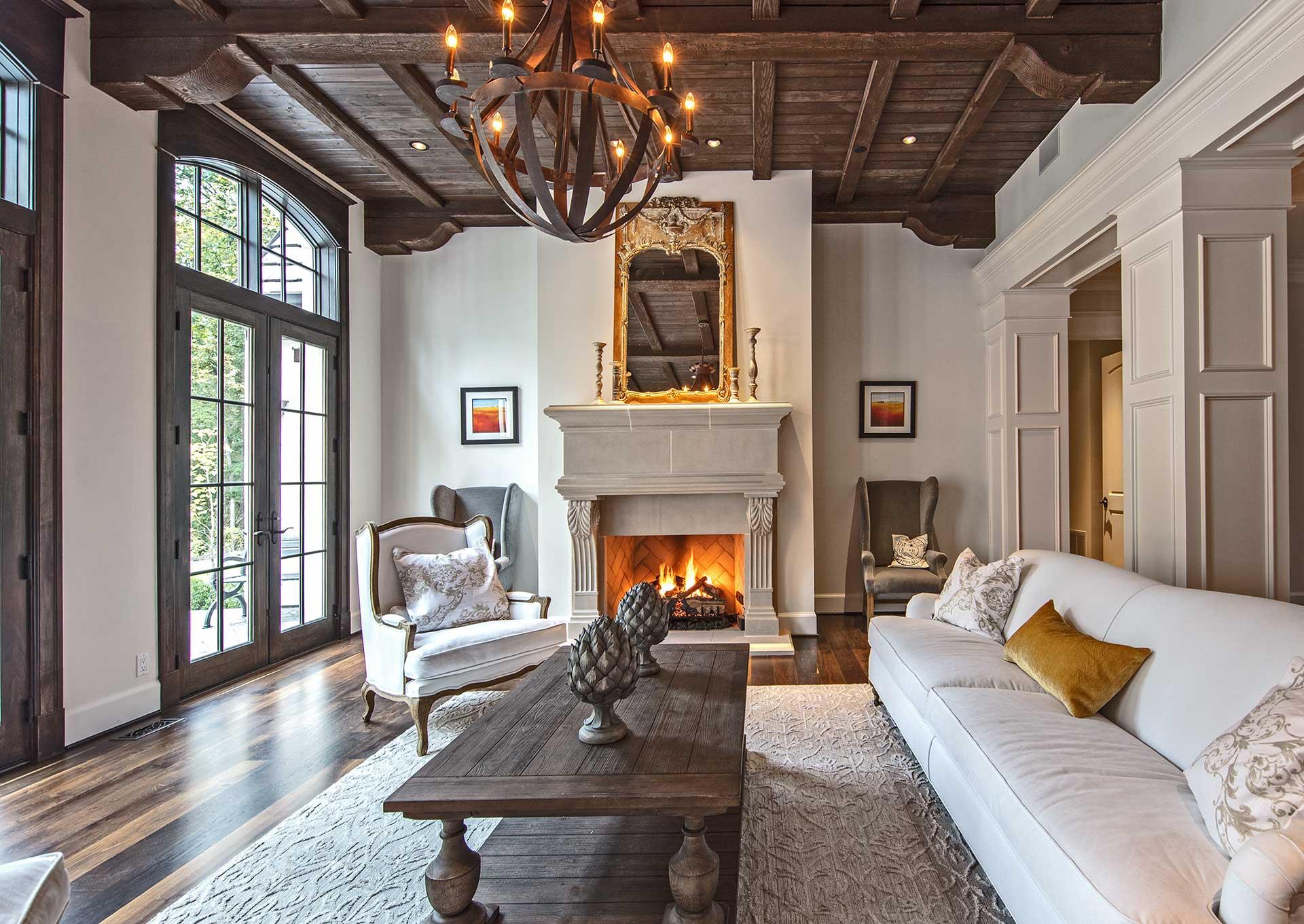 Design Guild Homes. Grand Ridge Château Custom Built Home.
