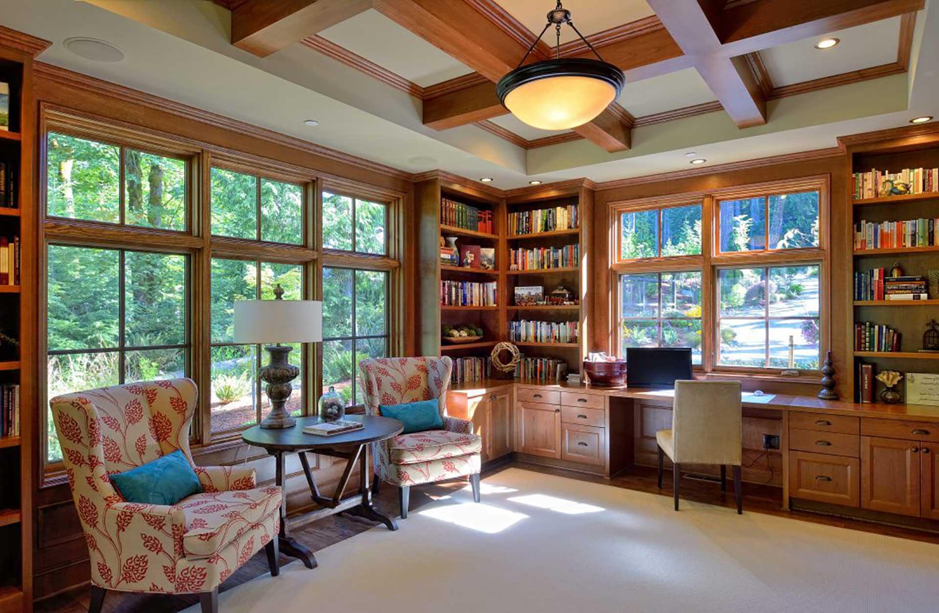 Lovely Design Guild Homes. Wooded Highlands Custom Built Home.