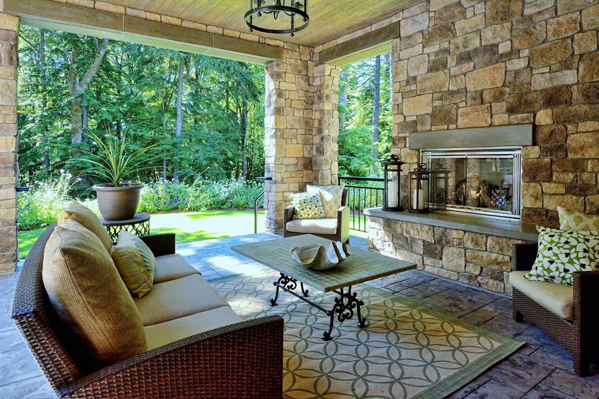 Design Guild Homes Wooded Highlands custom built